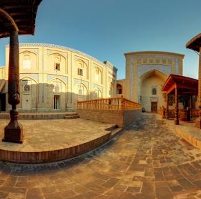 Grand Tour de l'Ouzbékistan, carrefour du monde