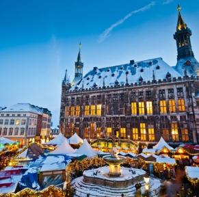 Marchés de Noël à Maastricht et Aix-la-Chapelle