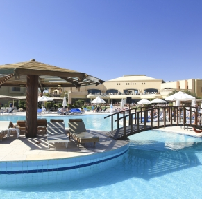 Egypte - Hôtel The Three Corners Fayrouz  Plaza Resort *****