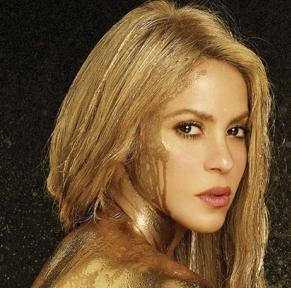 Shakira au Sport Paleis à Anvers