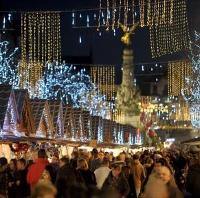 Marchés de Noël à Reims et St-Quentin