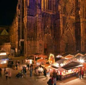 Marchés de Noël à Strasbourg et Metz
