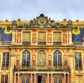 Nouvel An au coeur des châteaux à Versailles