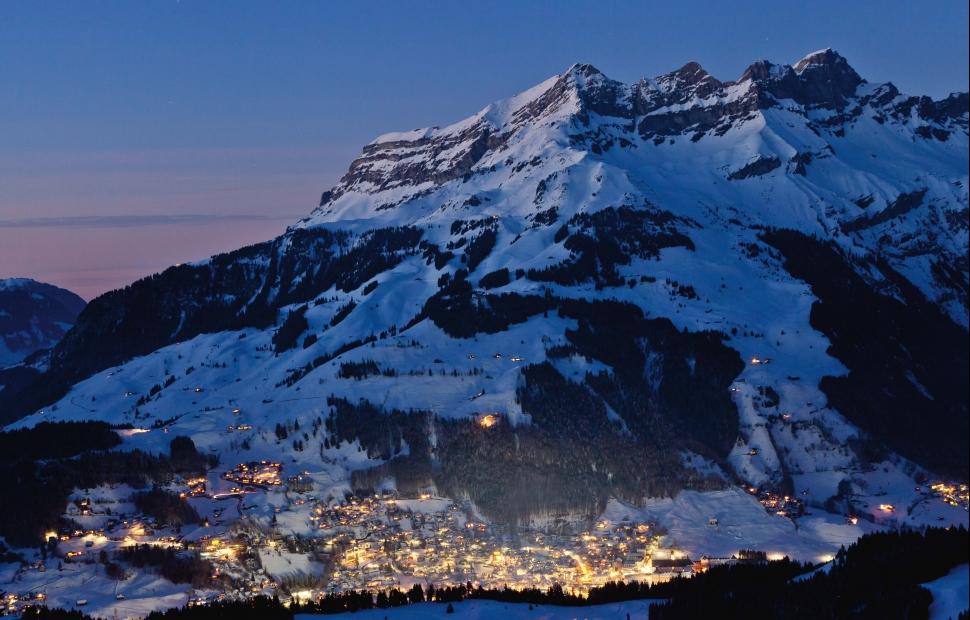 Engelberg (c) Switzerland Tourism - Jan GeerkSwitzerland Tourism-Jan Geerk