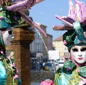 Carnaval de Remiremont en Alsace