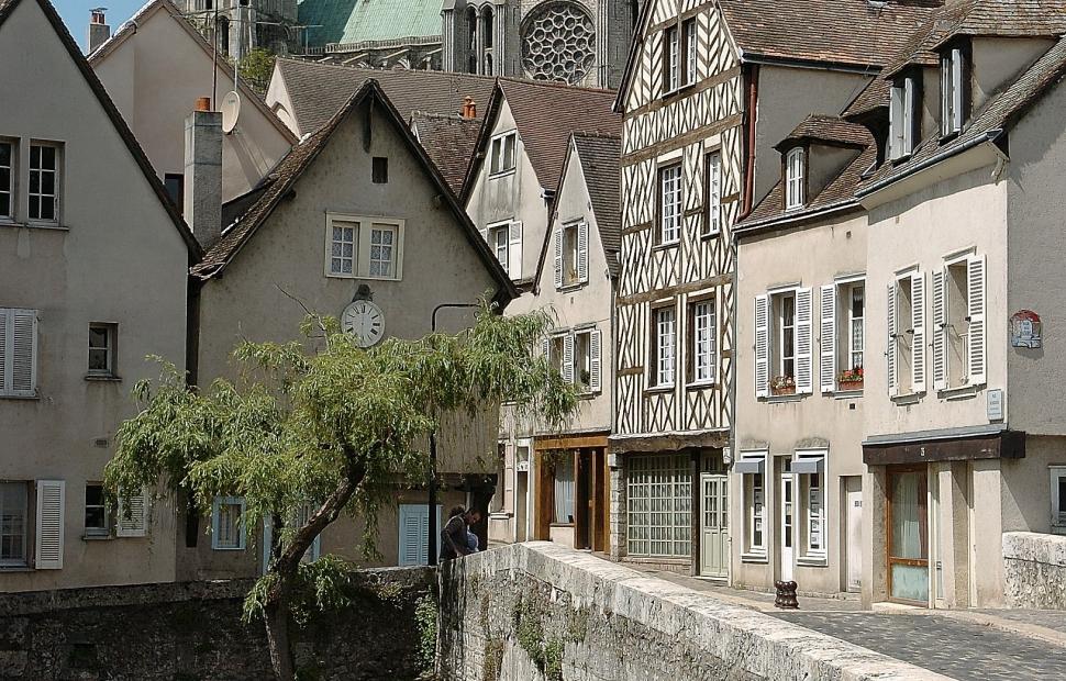 Chartres � Ville de Chartres - Guillermo Osorio