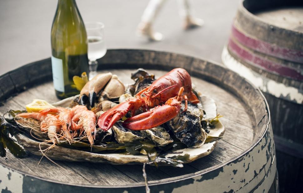 Fruit de mer (c) Atout FranceNathalie Baetens