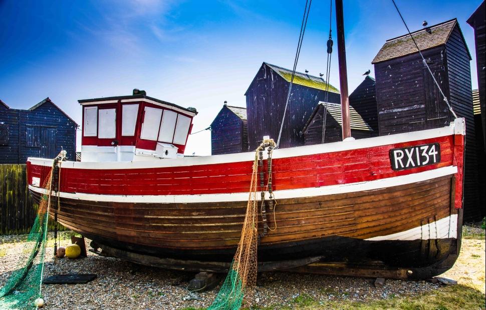 Hastings (c) VisitEngland-Luke Rogers - VE20842VisitEngland-Luke Rogers