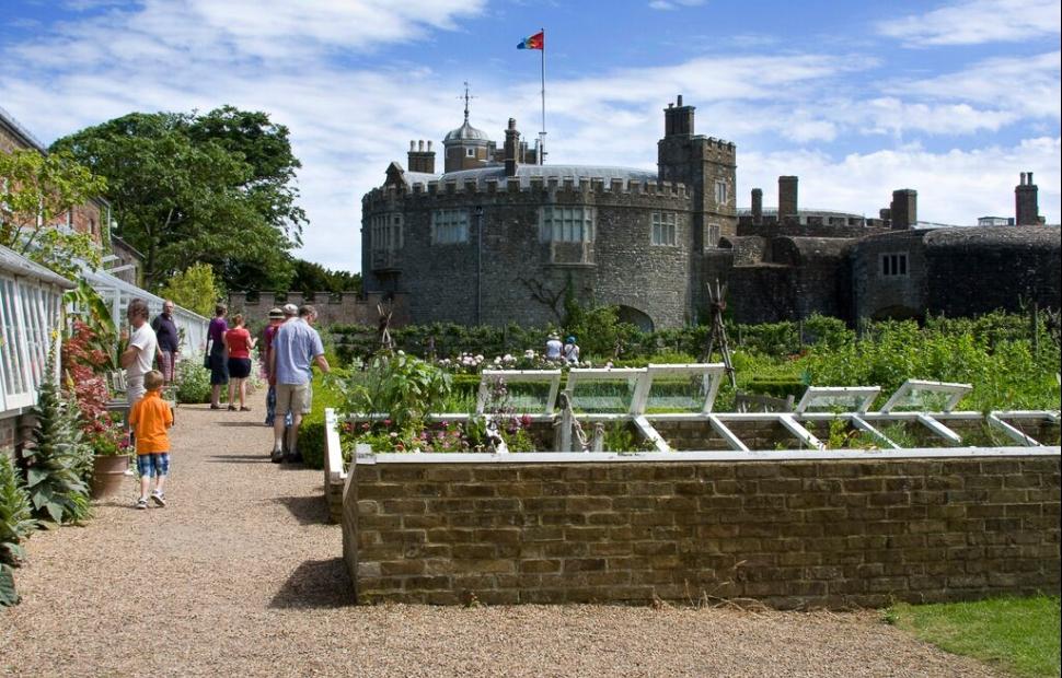 Walmer castle (c) Visit Kent