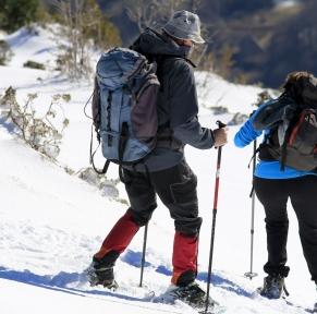 Alsace & Vosges : randonnées en raquettes