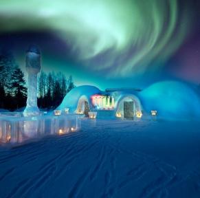 Aventure polaire dans les 3 Laponies