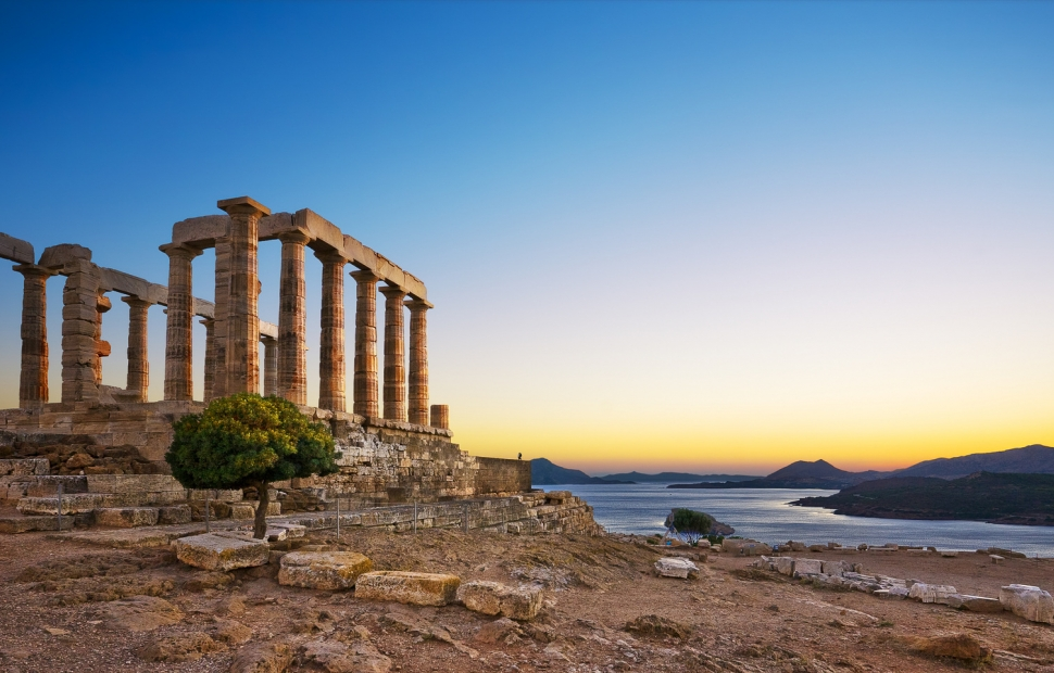 TEMPLE POSIEDON - cap Sounion - (c) Fotolia_106161354_M�WitR - stock.adobe.com