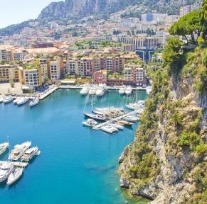 Menton, entre Côte d'Azur et Italie