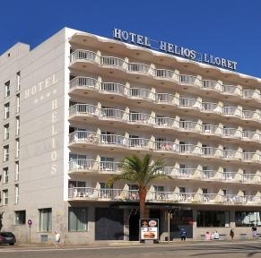 Réveillons à la Costa Brava - Hôtel Helios ****