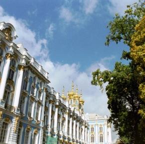 Croisière sur la Volga, de St-Petersbourg à Moscou