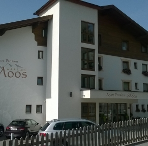 Tyrol - Appartements Pension Moos ***