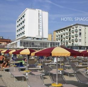 Riviera Adriatique - Hôtel Spaggia ***
