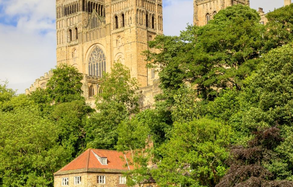 Cath�drale de Durham (c) AdobeStock