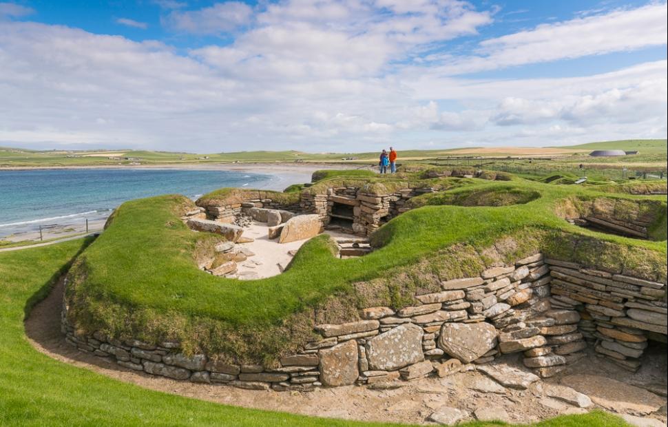 Skara Brae (c) visitscotland