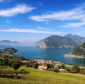 Lac d'Iseo & la Franciacorta, merveilles lombardes méconnues
