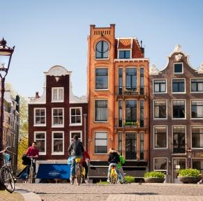 Rotterdam & Amsterdam