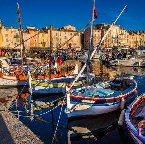 Douceur de la Méditerranée à Sainte-Maxime