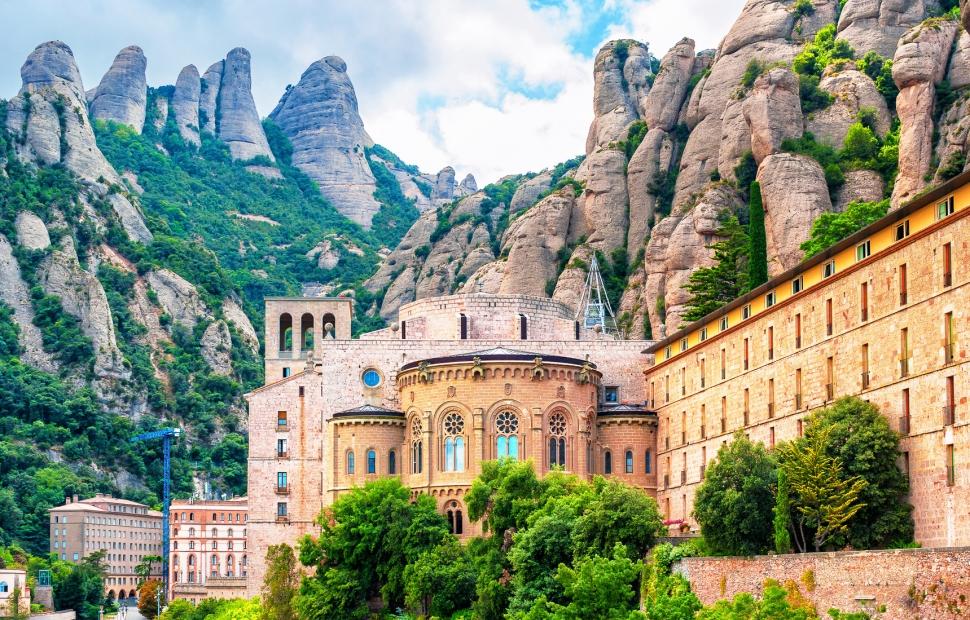 Monast�re de Montserrat (c) Fotolia_175943999_M2017 � Peter Horvath