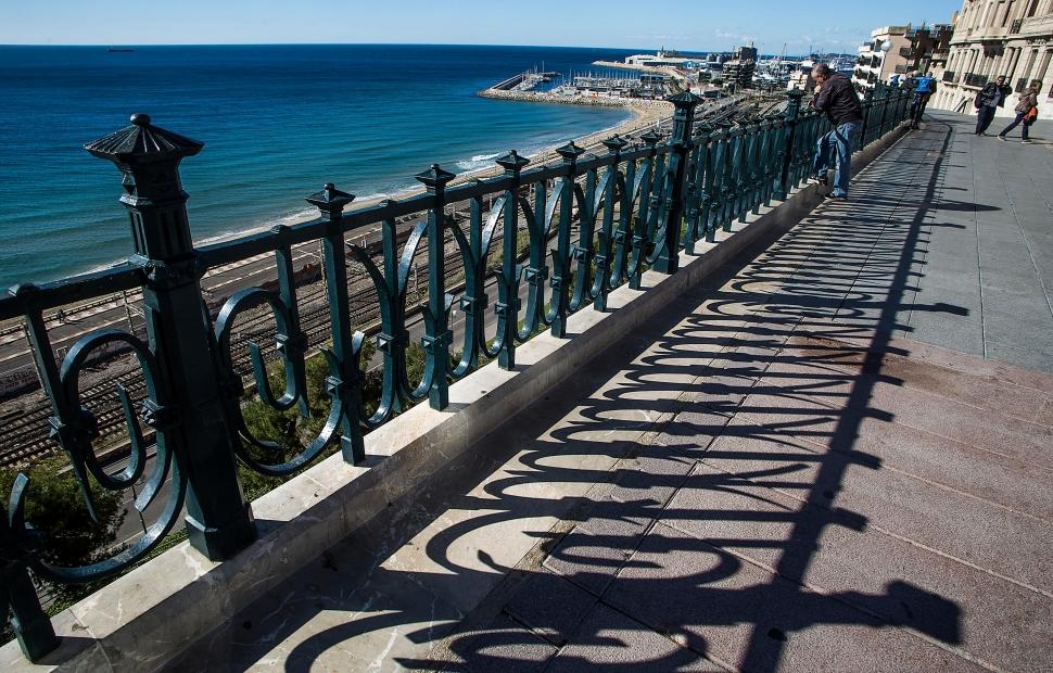 Balc� del Mediterrani (Mediterranean �balcony�) � Tarragona turisme - Manel Antol� (RV Edipress)