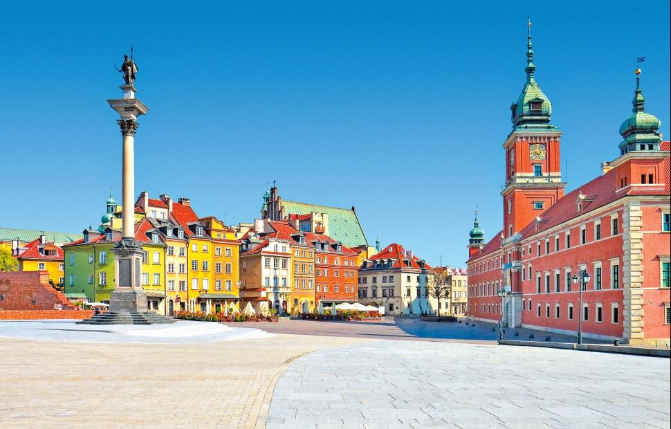 Varsovie (c) SHUTTERSTOCK� Shutterstock.