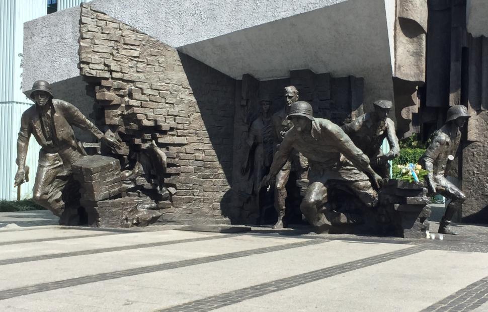 Insurrection Varsovie1 - (c) Michel M