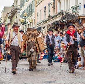 Fête des Alpages à Annecy