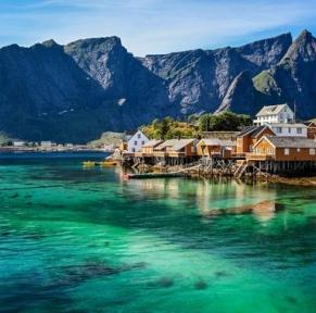 Expérience nordique : fjords, glacier et Cap Nord