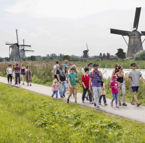 Dordrecht, Kinderdijk & Rotterdam