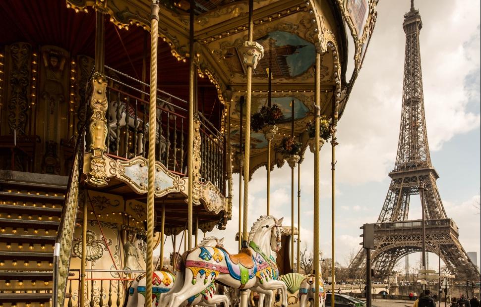 Paris, Tour Eiffel � Paris Tourist Office - Jair Lanes