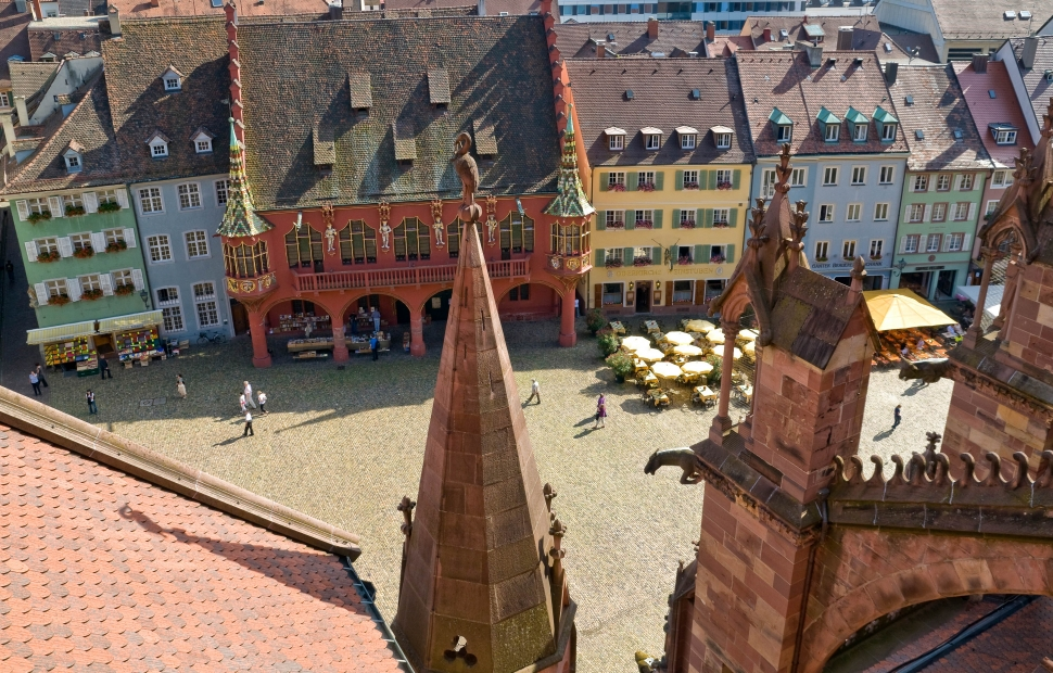 BP - Freiburg_Städteerlebnis_Münster � FWTM_SchoenenDaniel Schoenen - VISUM