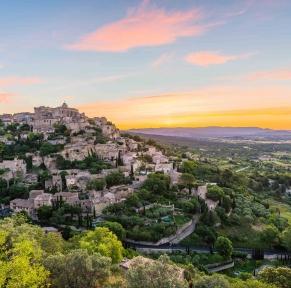 Luberon & les Alpilles, coeur de Provence