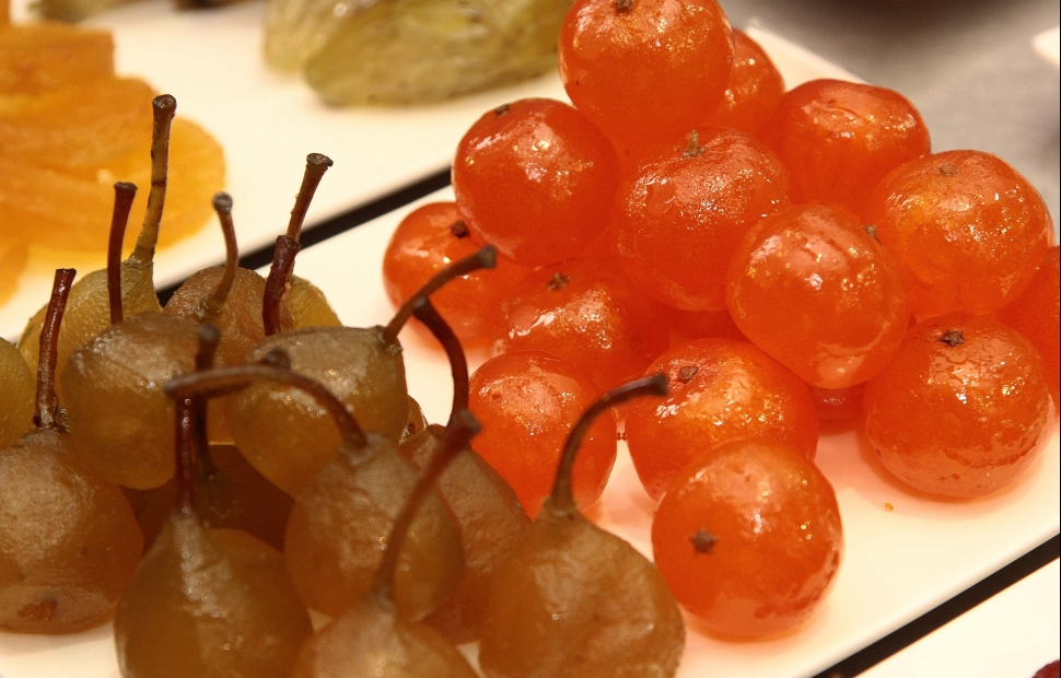 Fruits confits (c) photos_Provence guide