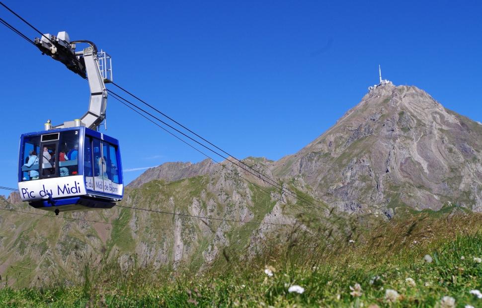 Pic du Midi (c) Claire Soucaze - telepherique