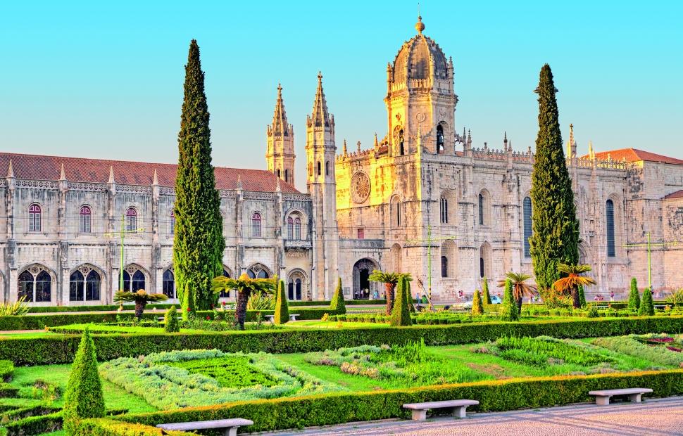 Lisbonne, Monast�re des Jeronimos - (c) Istock