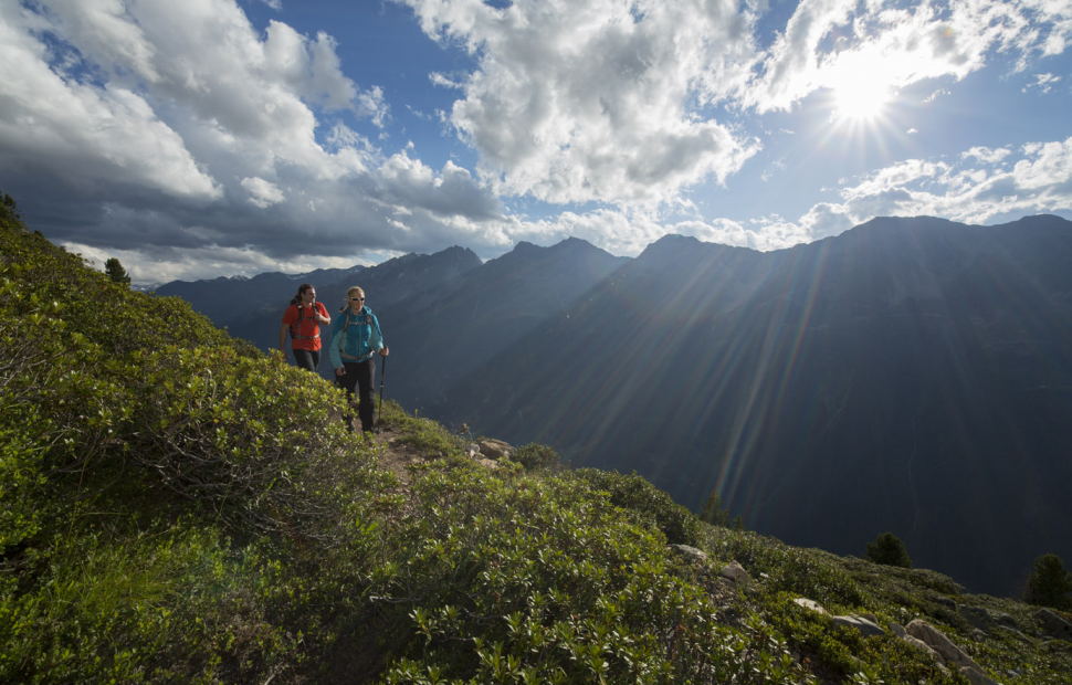 Randonnée au Tyrol (c) Tirolwerbung