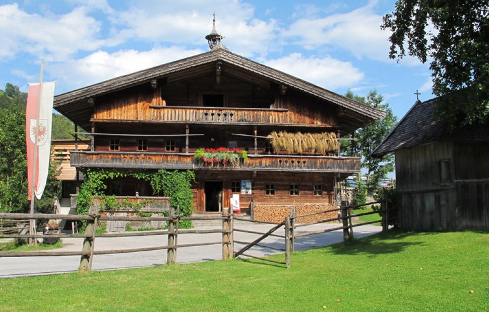 Bergbauern Museum (c) Wildschönau