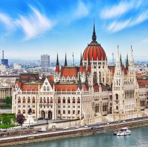 Vienne, Bratislava & Budapest