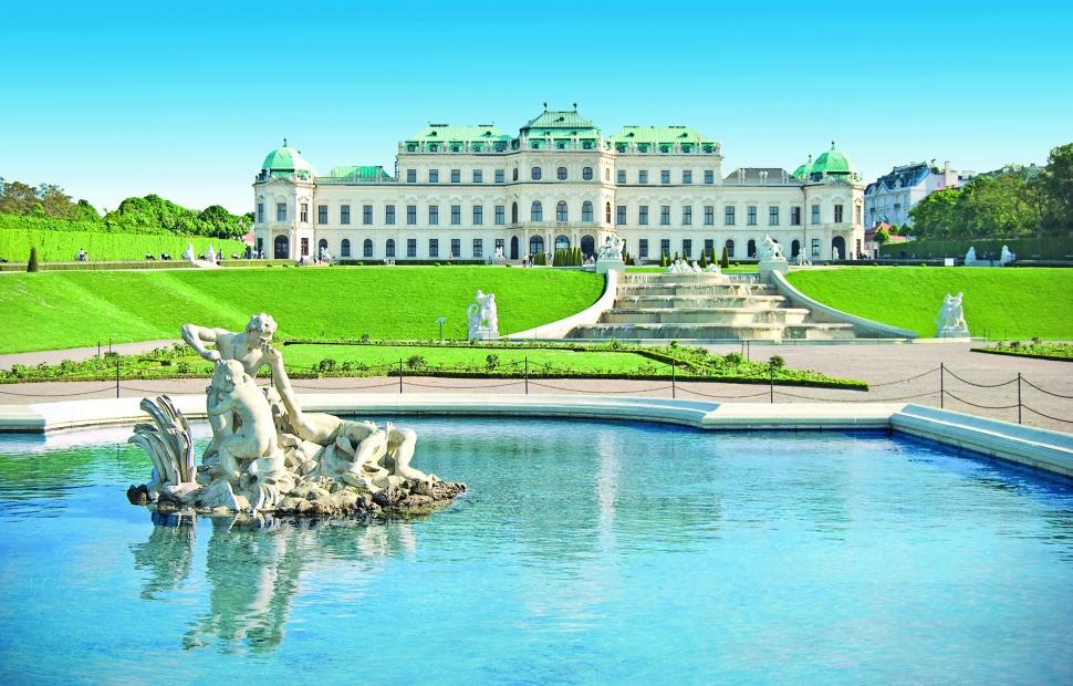 Vienne - palais (c) pressdigital