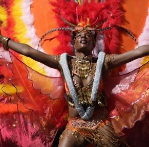 Londres et le carnaval de Notting Hill