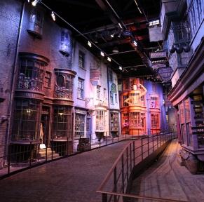 Sur les traces de la saga Harry Potter