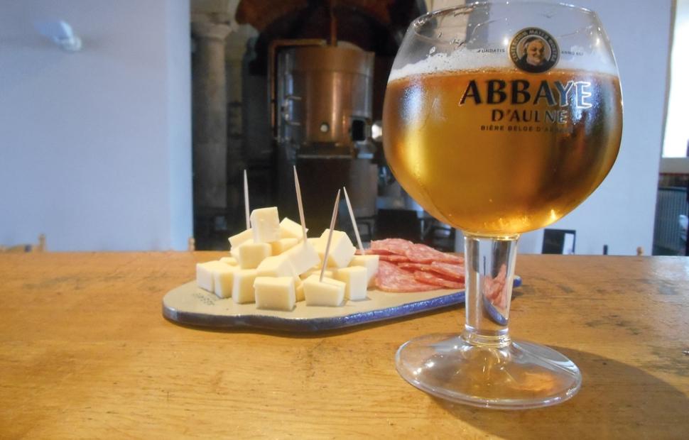 Thuin, brasserie de l'abbaye d'Aulne ADA - CopOTT-Brasserie ADA
