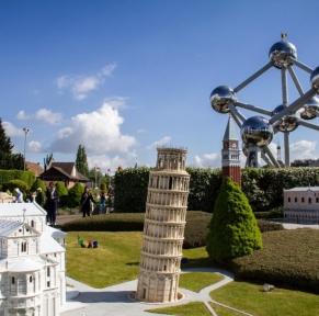 Mini-Europe et le quartier européen