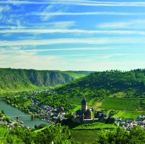 Croisière-repas sur la Moselle allemande