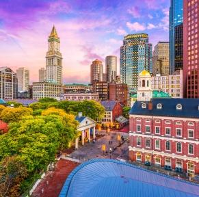 Etats-Unis : les capitales de l'Est