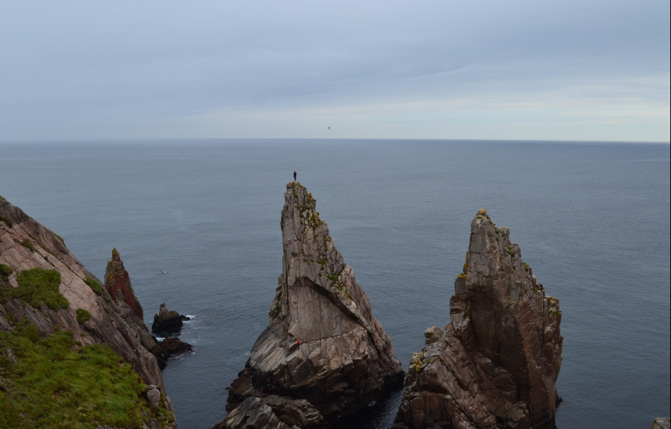Donegal Sea Stack Tory - (c) OT Irlande